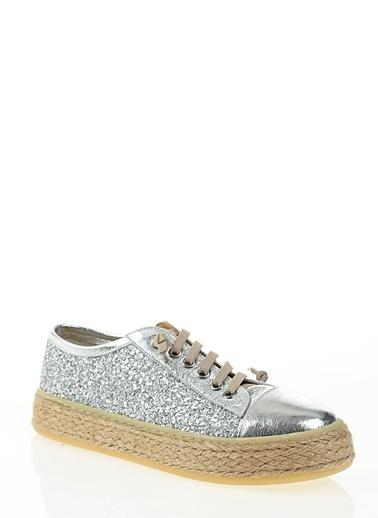 Nemesis Shoes Ayakkabı Gümüş